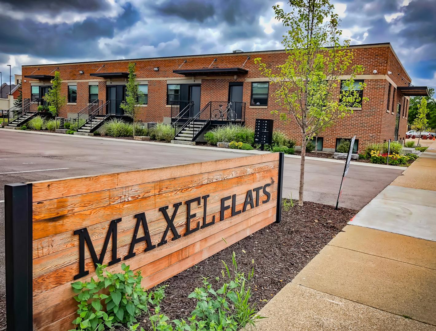 Maxwell Flats