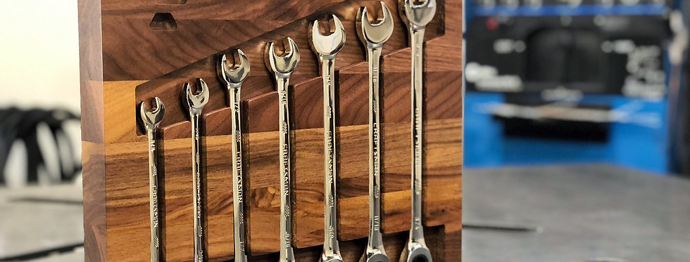 Wrench Caddy