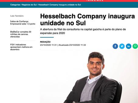 Hesselbach Company inaugura unidade no Sul