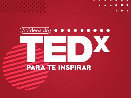 Você já ouviu falar sobre os vídeos do canal TEDx?