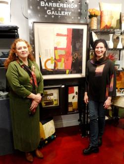 Anne Mulvihill & Susan Hill (7Dec12)