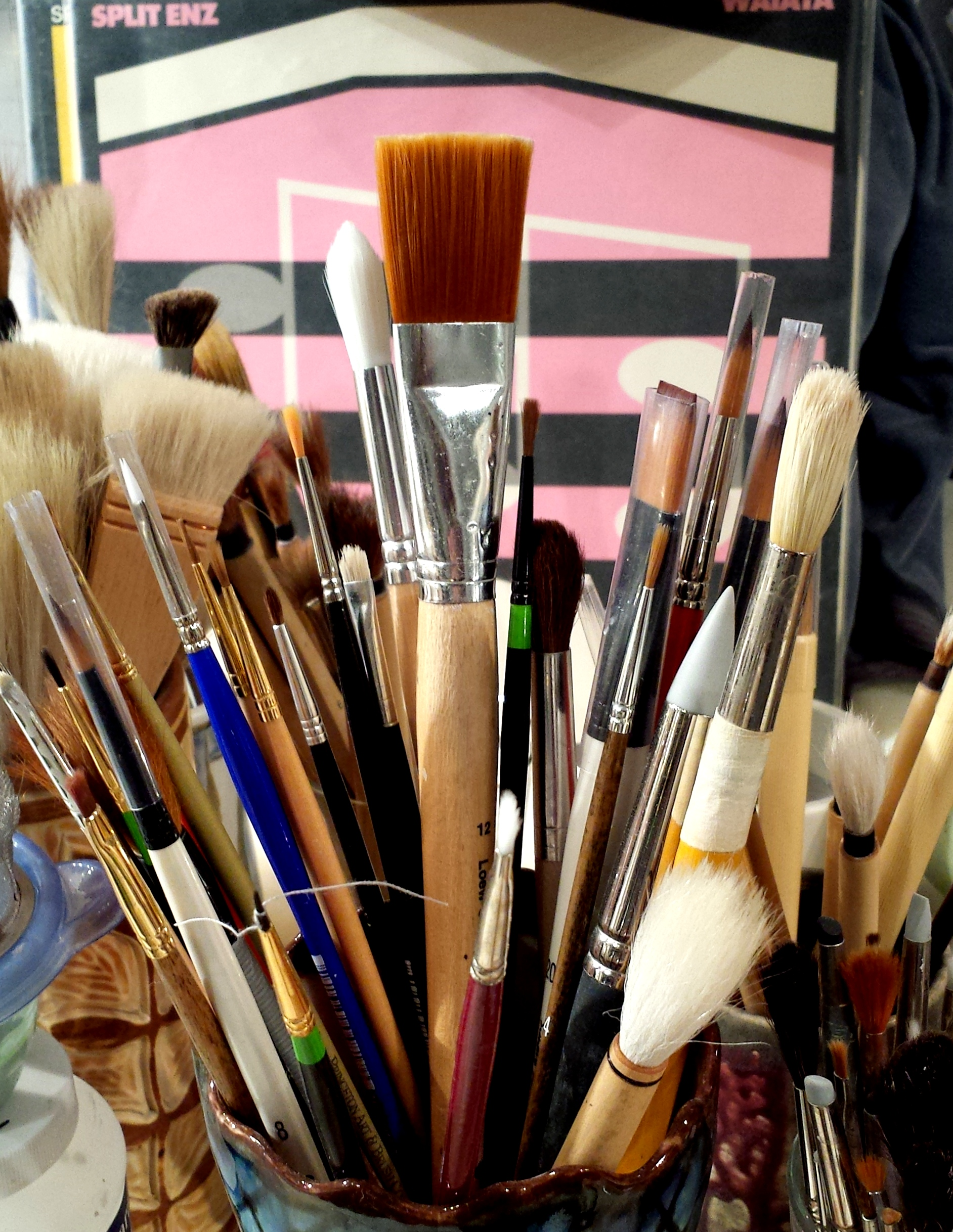 Anne studio brushes