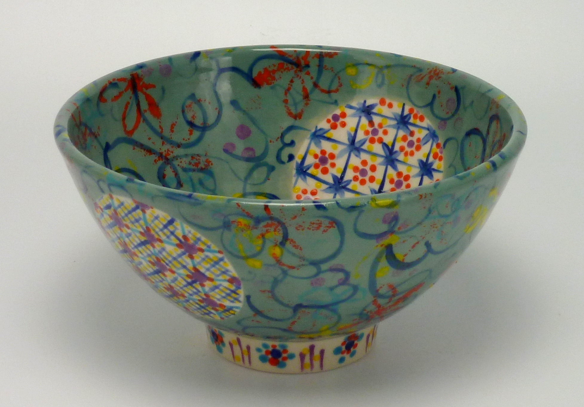 Anne eRafter Bowl green