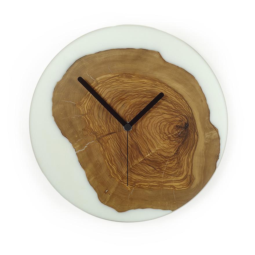 handmade wall clock c28ol15.jpg