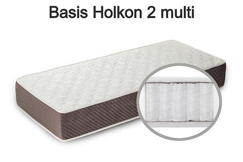 Basis Holkon 2 multi Вес до 140 кг.  Высота 19см.  Жесткость низкая.
