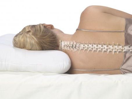 Как выбрать матрас для больной спины?