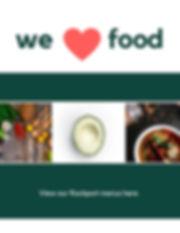 Rockport School food menu