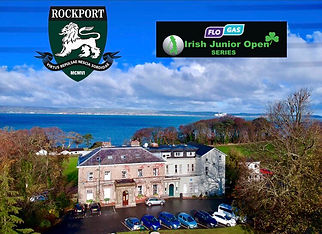 Irish Junior Open Rockport School, Northern Ireland