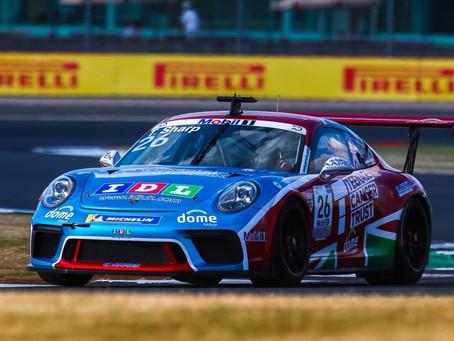 Aapex Wealth Management proud sponsor of Porsche Mobil1 SuperCup driver