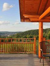 Ausblick über Arnsberg