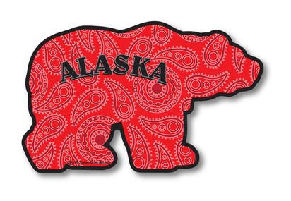 Bandana Bear.Alaska