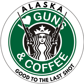 Guns and Coffee demo