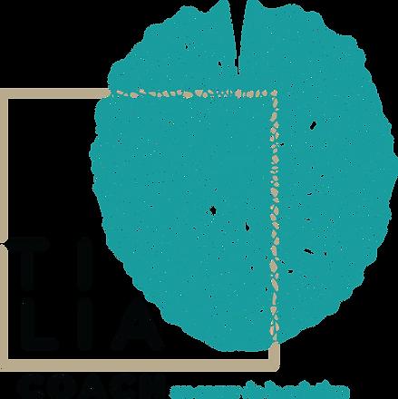 logo TILIA vectoriel couleur avec claim.