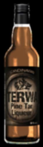Scandinavian Wine & Spirits Terwa Pine Tar Liqueur