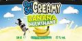 Oh! So Creamy - Banana Milkshake