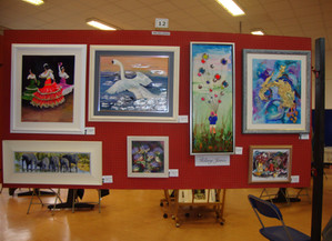 GREAT MOLESEY ART SOCIETY EXHIBITION