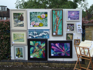 Towpath Exhibition 2015