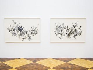 Imagens da exposição Intercâmbios / Tempos Cruzados