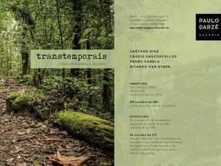 Abertura de Transtemporais - Galeria Paulo Darzé, dia 20 de Outubro
