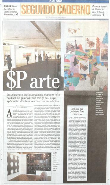 O Globo, 2010