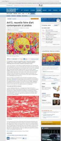 Le Figaro, 2013