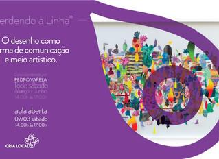 Perdendo a Linha - Curso de desenho em Petrópolis