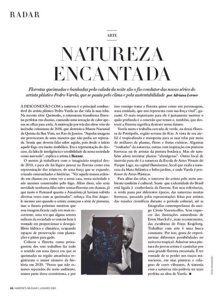 Harper's Bazaar Janeiro de 2021