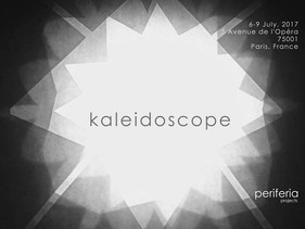 Kaleidoscope - 6 - 9 July in Paris