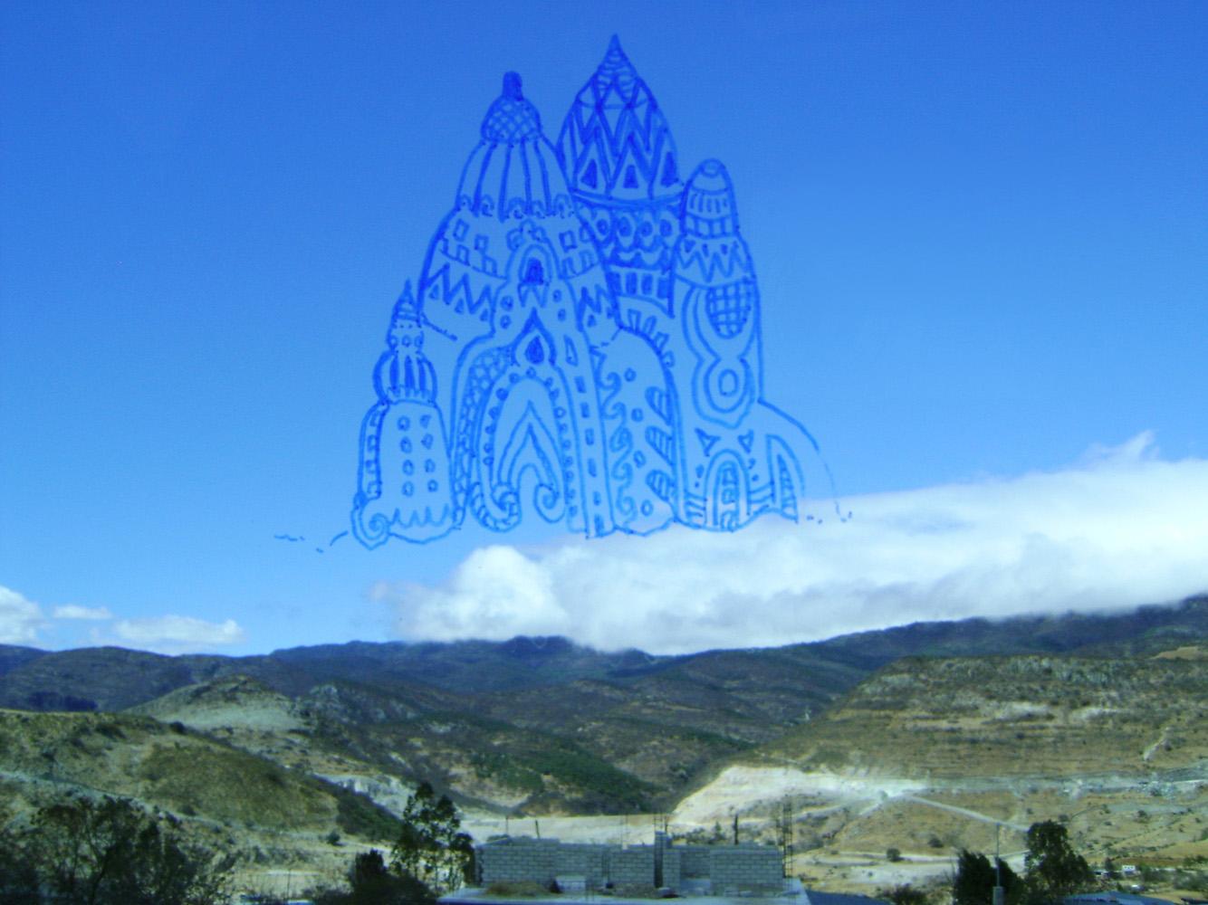 Castelo de Oaxaca
