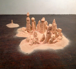 Cidade de areia