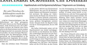 Löffelstadt bekommt ein Domizil 09.03.2019/SZ