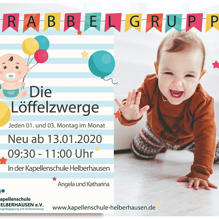 "Krabbelgruppe ""Löffelzwerge"""