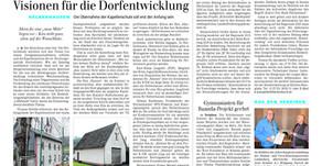 Visionen für die Dorfentwicklung 11.03.2019/SZ