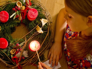 ADVENT: A TIME OF HEART PREPARATION