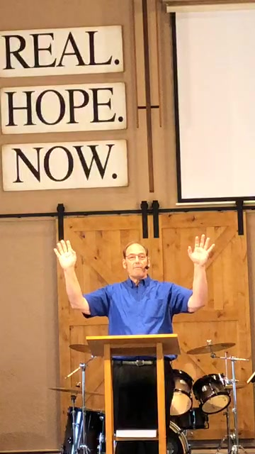 Happy Father's Day!  Pastor Galen's Message: Parental Guidance Required  Today's Scripture: Ephesians 6:1-9