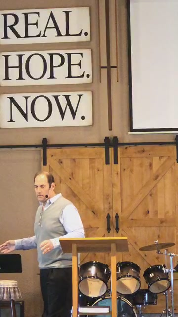 Good morning!  Pastor Galen's Message: Restoration and Renewal  Today's Scripture: James 1:19-2
