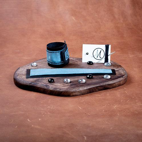 DIY Pakket - Lederen armband 🖤
