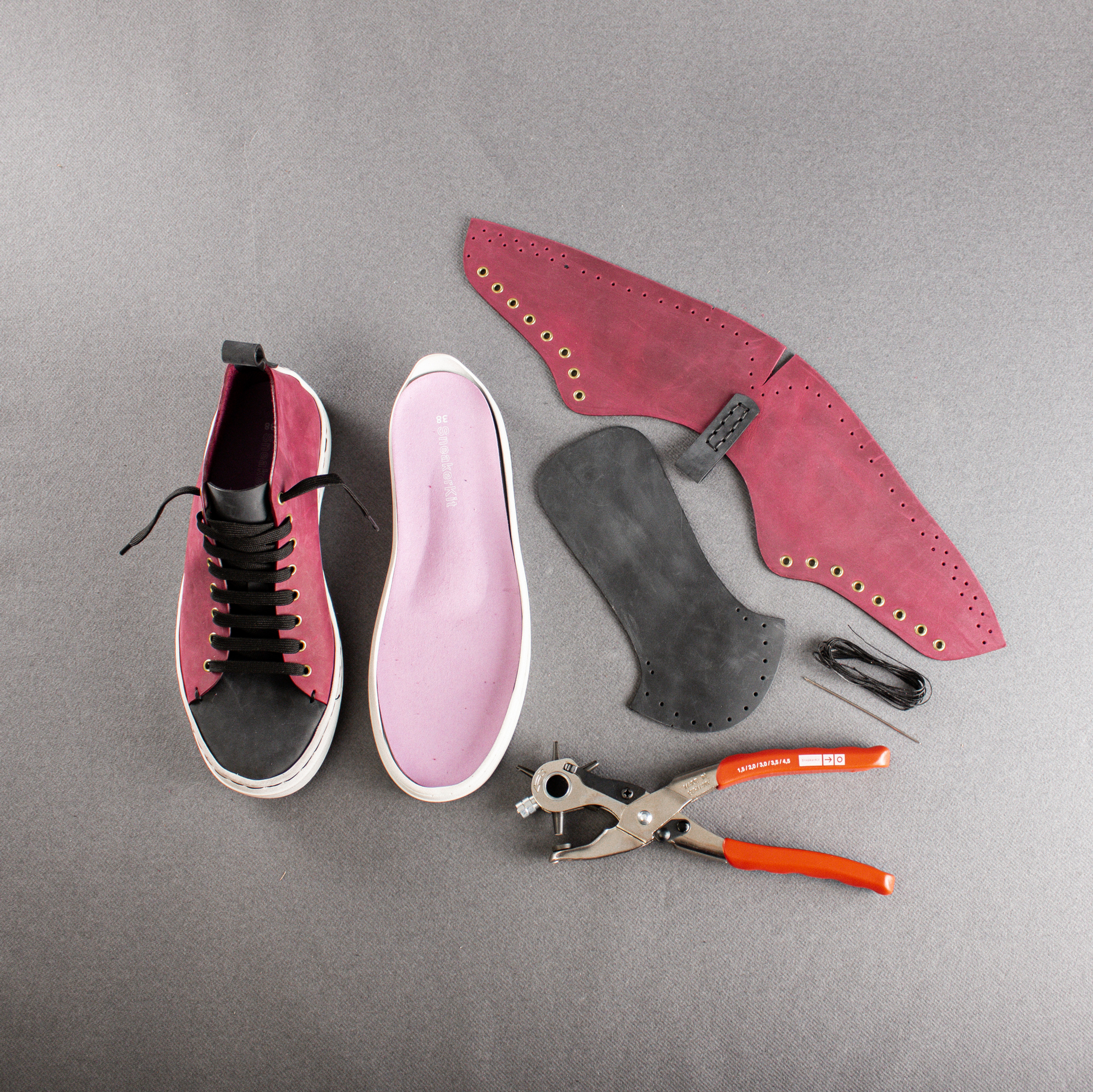 Sneakers Workshop en 1 journée