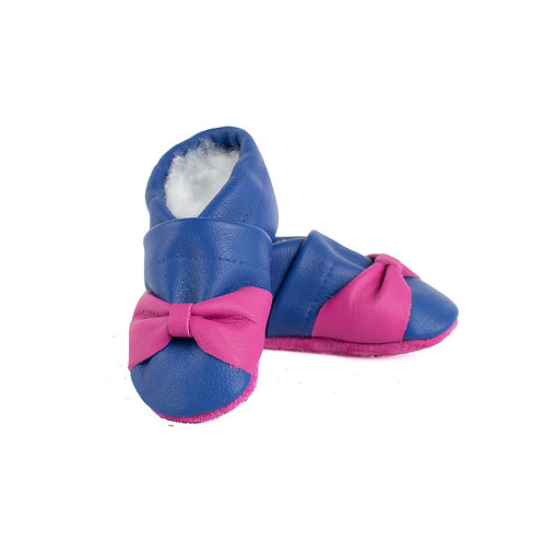The Bowly G Blue Pink