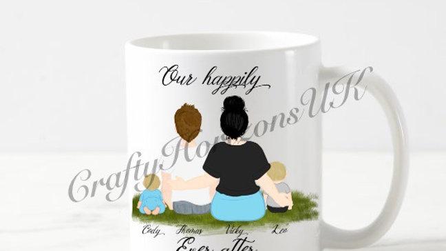 Customised 11oz Mugs