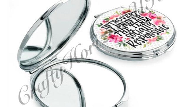 Personalised Cosmetic Mirror