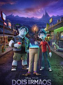 Dois Irmãos: Uma Jornada Fantástica -  da Disney-Pixar