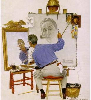 Artistas e suas Artes - Norman Rockwell