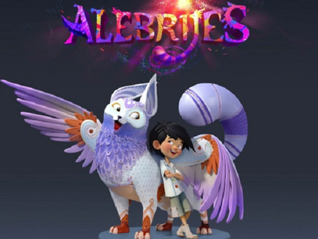 Alebrijes - animação mexicana da Huevocartoon