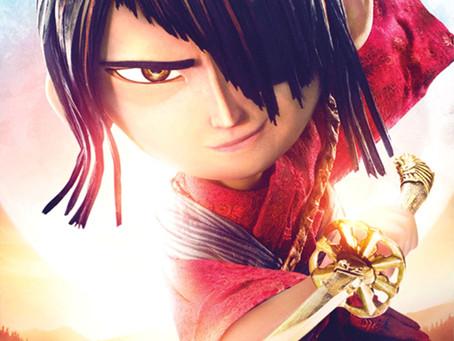 Mais uma animação fantástica da produtora Laika - Kubo e a Espada Mágica