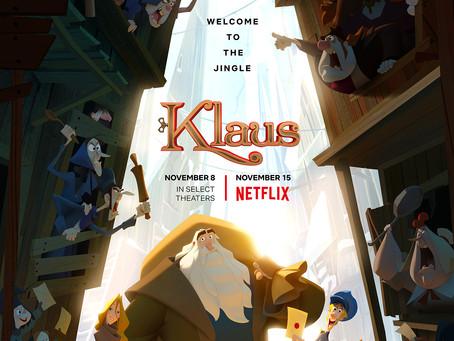 Klaus: primeiro filme de animação da Netflix