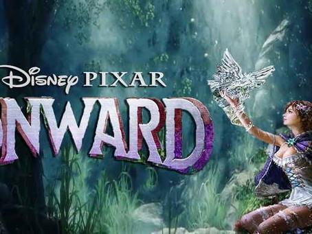 Onward - nova animação a Disney Pixar