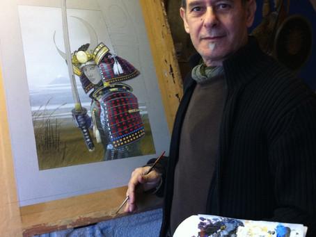 Artistas e suas Artes - Chris Achilleos