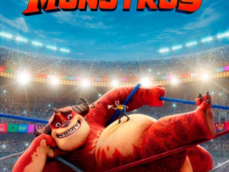 A Liga de Monstros - Paramount Animation