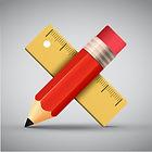 desenho-de-regua-e-lapis_imagem ilustrativa do posicionamento - visão do instituto de artes